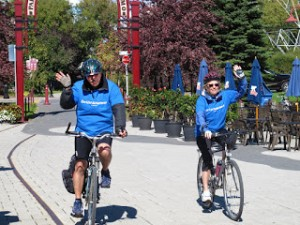 Cyclathon nets $36,000 for Laval Alzheimer's Society