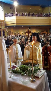Greek community wraps up Nativity celebrations