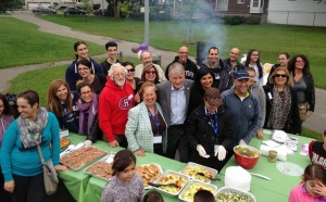 Chomedey residents rally to revive park